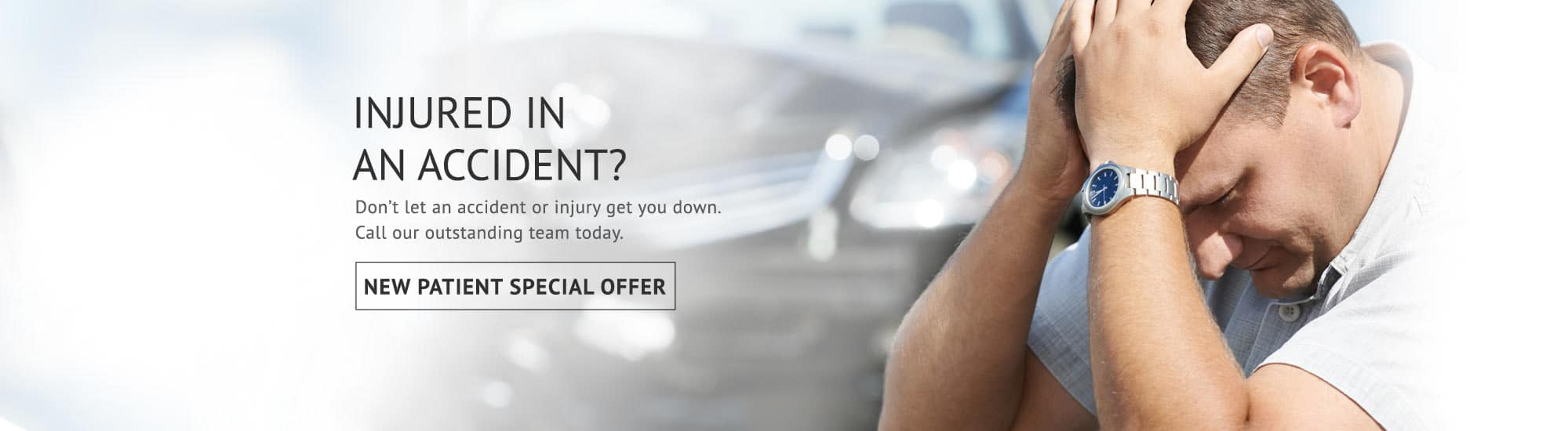 Chiropractic Flower Mound TX Auto Injury